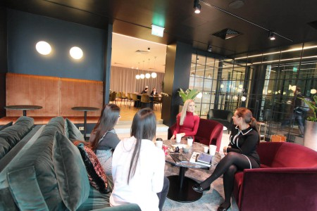 Minories Business Lounge