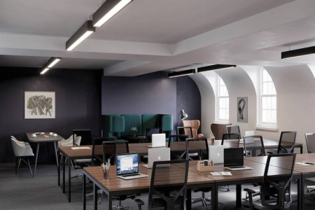 Yours by Work.life - Grosvenor Street. Fully fitted office space in the heart of Mayfair, for companies who require private self-contained office space for up to 28.