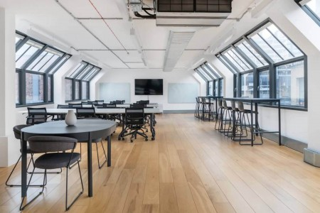 100 Clifton St Self contained Office