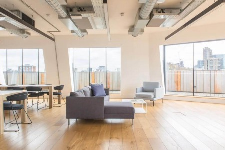 80 Clerkenwell Rd Self contained Office