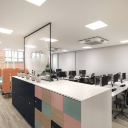 Customisable self-contained office space in Furnival Street for business who want private space on flexible terms.