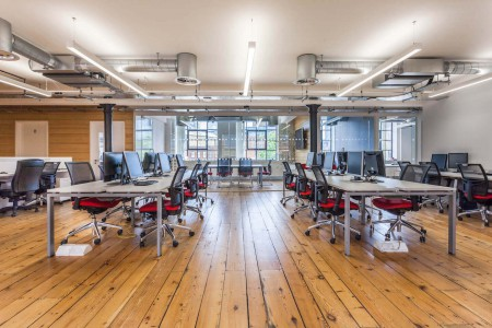 Nile Street Shoreditch Self contained Office