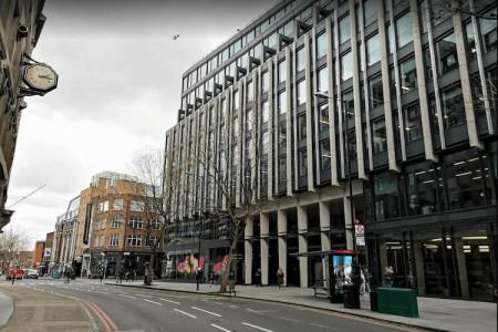 Alto Southbank Central Stamford Street Building Exterior 1