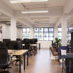Open plan office space on Cowcross Street in Farringdon for businesses who need self-contained office space. Flexible contracts offered.