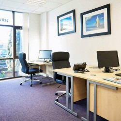 Beautifully furnished deluxe serviced office suites at Prospect House, Whetstone for businesses who need flexible office space.
