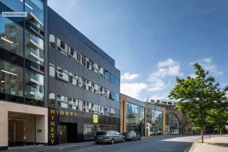 90 Great Suffolk Street is a newly renovated modern building located in the heart of Southwark offering flexible managed office space for teams of 20-40 people.