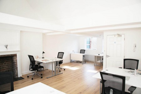 Serviced office space in a period style building for companies less than 20 staff who require flexible office space in the heart of Soho, West End.