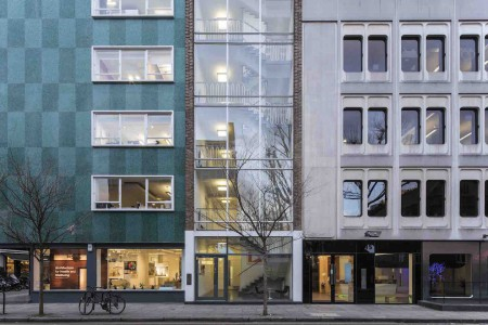 Serviced Office building in the heart of Fitzrovia on Whitfield Street next to Goodge st station. The building offers businesses the opportunity to co-working desks and private offices on flexible terms.