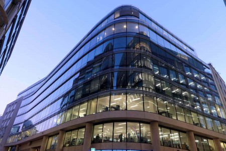 107 Cheapside Serviced Office Building