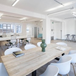 Kitt offices offer this unique opportunity to secure a fully managed office with award-winning interior design and fit-out in place at 14-18 Old Street for businesses of 20-30 staff.