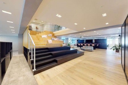Kitt offices offer this unique opportunity to secure a fully managed office with award-winning interior design and fit-out in place at 19 Berners Street, Fitzrovia.