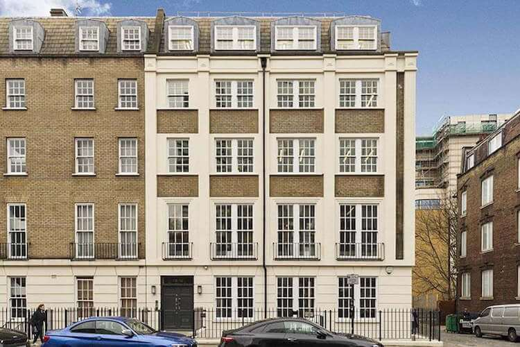 158 North Gower street is a six-storey office building located in Euston offering businesses self-contained offices for teams of 30-60.