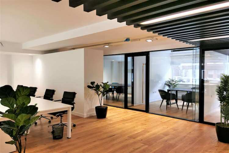 Centrally located on Great Marlborough Street, this newly refurbished managed office space is in the heart of buzzing Soho for businesses to rent on flexible terms.