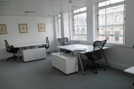 Jermyn street Serviced Office