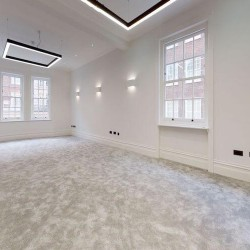8-10 Wigmore Street is a newly refurbished, self-contained property arranged over three floors for companies to rent on flexible terms.