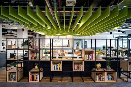 Scale Space White City offers a community environment for innovative businesses looking to scale with coworking desks, serviced offices and managed solutions available.
