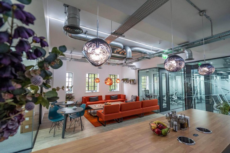 Argyle House offering premium flexible workspace in Kings Cross for businesses to rent.