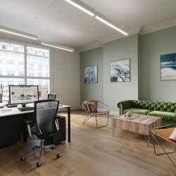 Flexible Office Space in Oxford Street, W1 operated by Canvas Offices offer serviced offices for rent for 5-50 people.