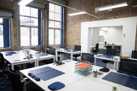 The Foundry Brick Office
